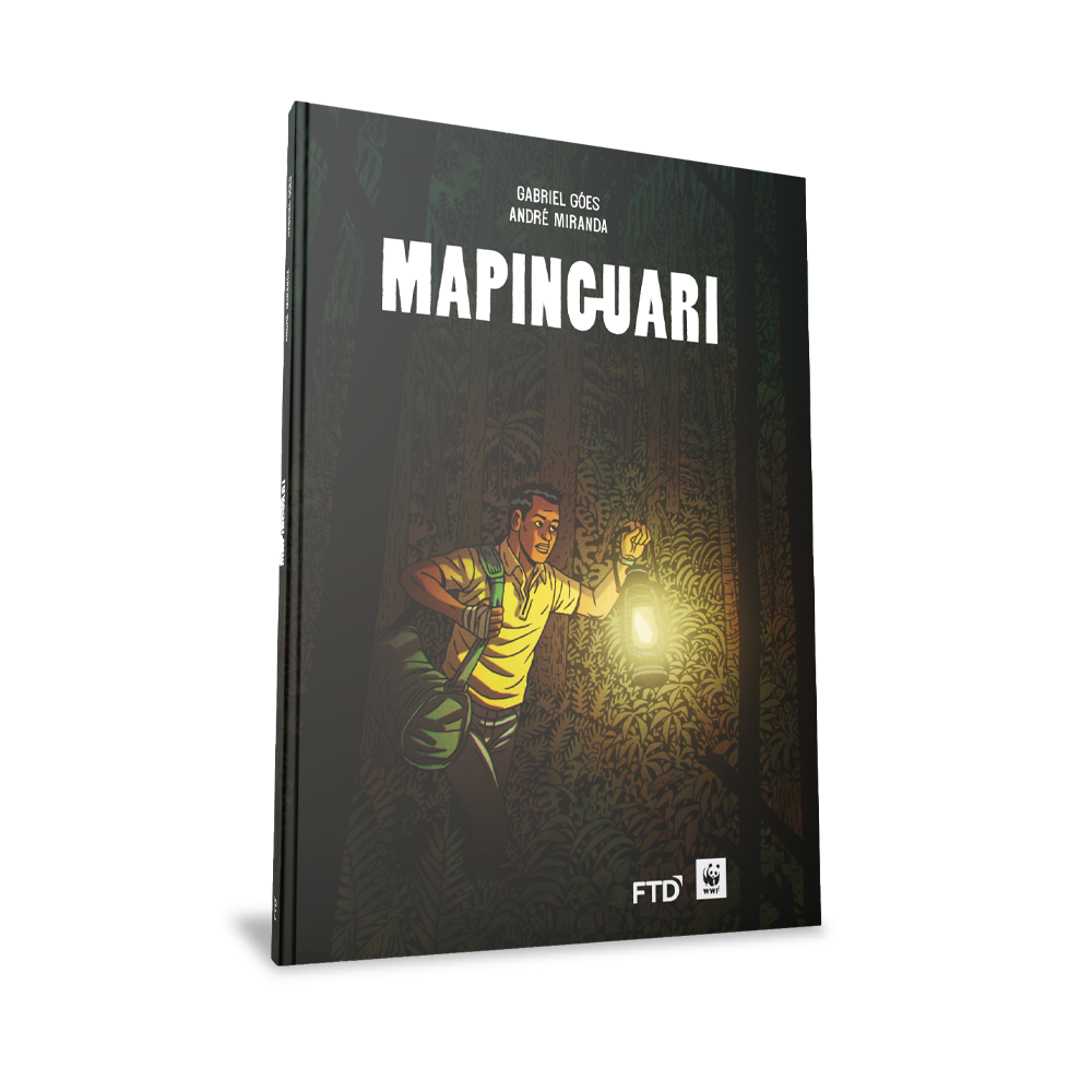 Mapinguari: A Community Resisting in the Heart of the Amazon